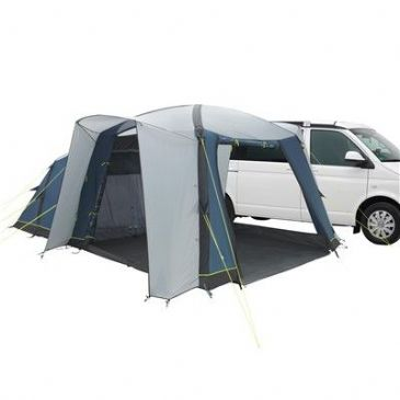Outwell Motorhome Drive Away Awning MILESTONE NAP AIR